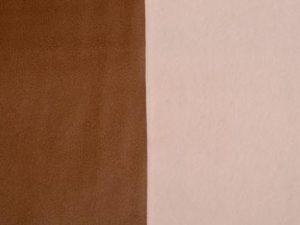 Microcastor con cuero coco