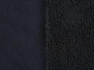Algodón con Corderito Negro