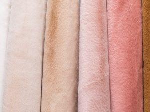 Castorino blanco, arena, camel, rosa bb, rosa fuerte y terracota