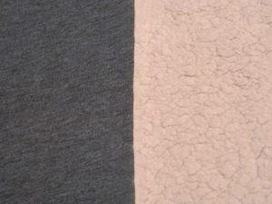 Jersey con Corderito Dark Grey