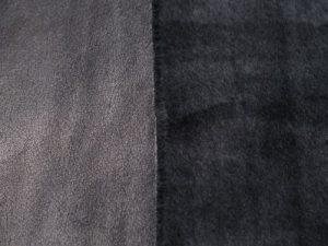 Microcastor con cuero negro